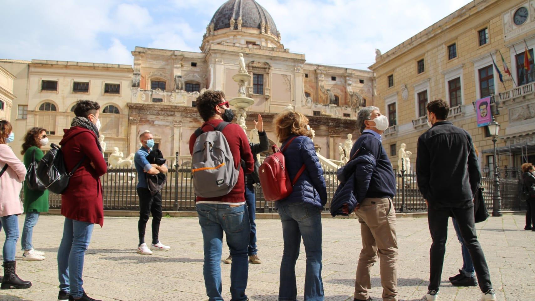 CityWalk - Historic Palermo 3